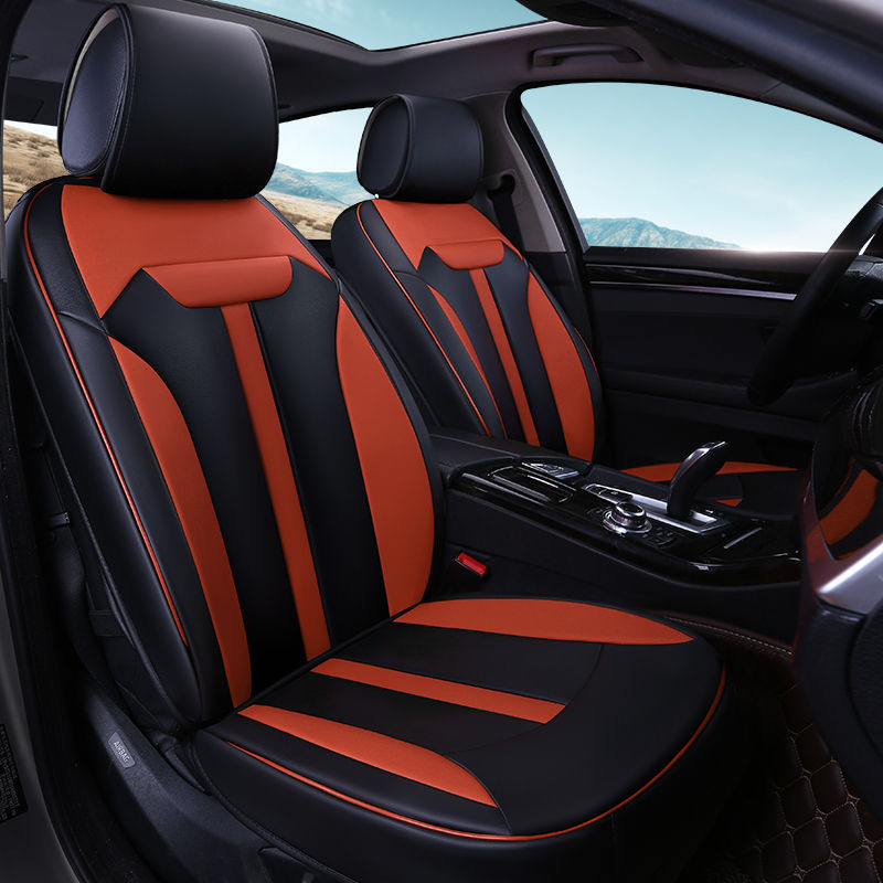 Four Seasons General Car Seat Cushions Car pad Car Styling Car Seat Cover For Ford Edge Mondeo Ecosport Focus Fiesta Series