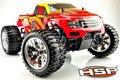 HSP 94111 ИЛИ 94111 PRO Off Road Monster Truck 4wd 1/10 с Электрическим Приводом Бесщеточный/Щетка Электрический Автомобиль P2