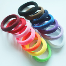 5Pcs Ladies Hair Ring Rubber Bands Ties Elastic Hair Bands Rope Women Hair Accessories for Girl Hair Gum accesorios para el pelo