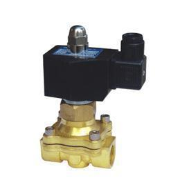 N/O electric solenoid valve 2-position 2-way 2W-40K 1.5""