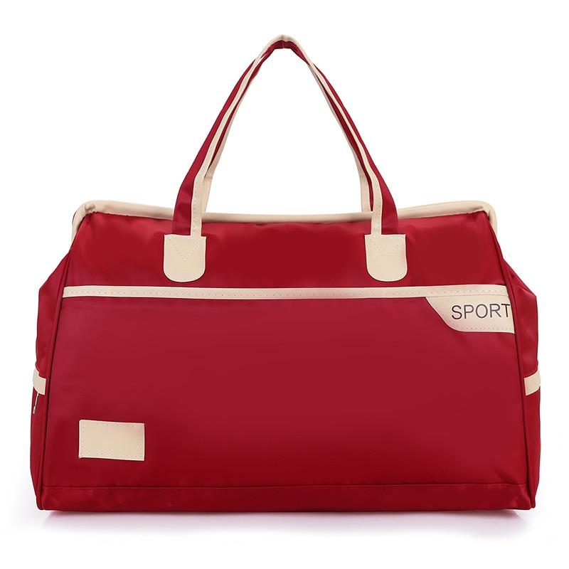 Muti-Function Travel Bags Fashion Brand Vintage Large Capacity High Quality Luggage Duffle Bags Casual Handbag Women Travel Bags