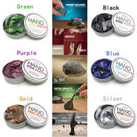 Heißer! Schleim Liefert Magnetische Gummi Schlamm DIY Schlamm zu Filtern Spielzeug Polymer Clay Knetmasse Rutsche Sand Bildung Neuheit Spielzeug Geschenk für Kinder