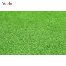 Yeele Green Grass Lawn Photographic Backdrops Field Portrait Children Photography Backgrounds Customized For The Photo Studio