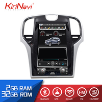 KiriNavi Car Radio Android DVD 12.1 Touch screen For Chrysler 300C Auto Audio GPS Multimedia Navigation System Bluetooth