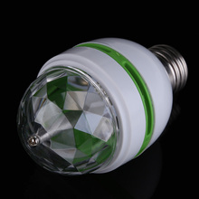 Auto Rotating LED Lamp