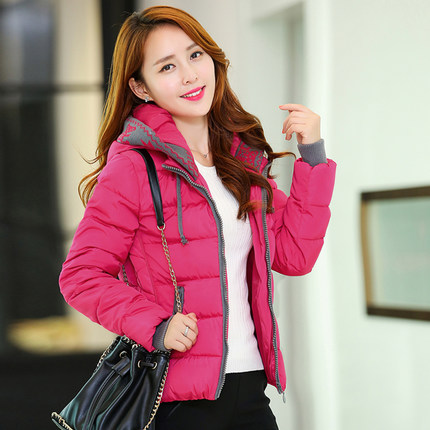 Online Shop Hot!2015 New Women Winter Coat thickening hooded down ...