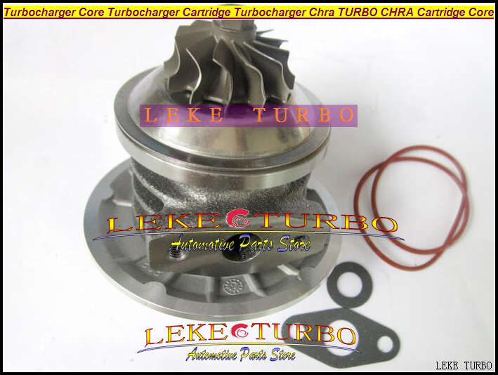 Free Ship Turbo Cartridge CHRA GT1549 452213-5003S 452213-0001 Y4T6K682AA Turbocharger For Ford Transit Otosan YORK 2.5L TDI
