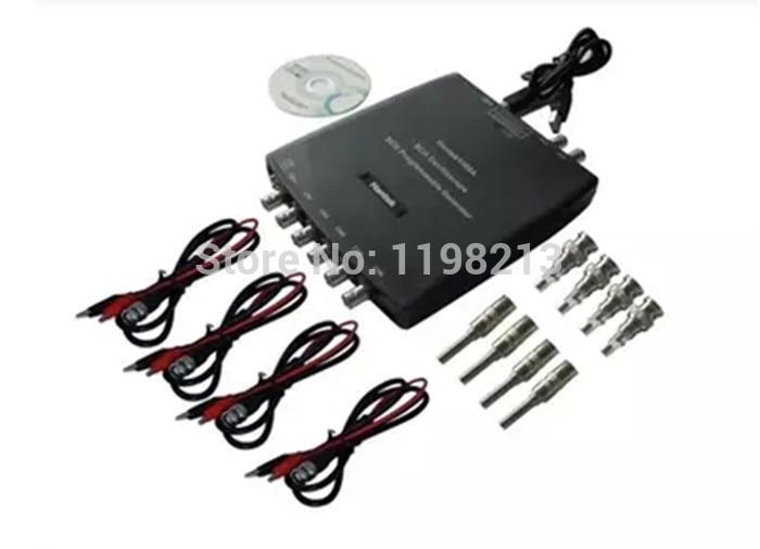 Hantek 1008A 8-Channel PC USB Digital Storage Automotive Diagnostic Oscilloscope