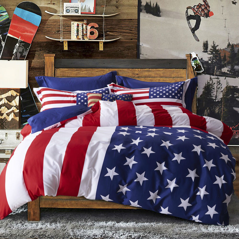 Americana Bedding For Double