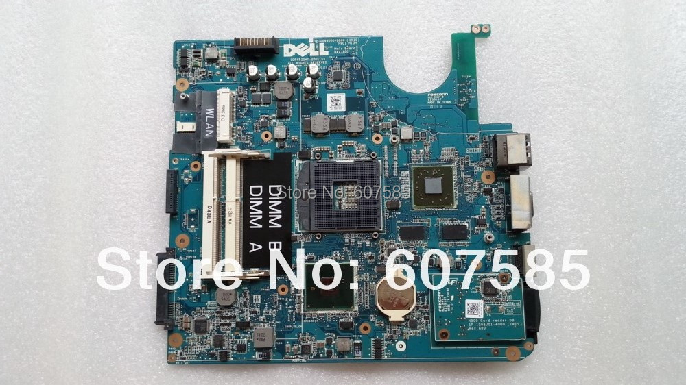 0JCW63 JCW63 For DELL 1458 Laptop Mother Main board DDR3 Intel Fully tested works well