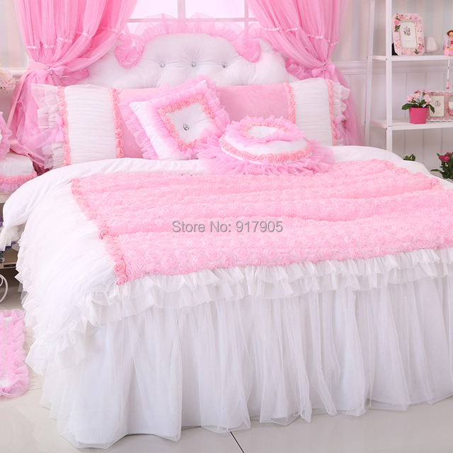 Childrens Toddler Bed Sets Girl Baby Girls Room Ideas Pink Home ...