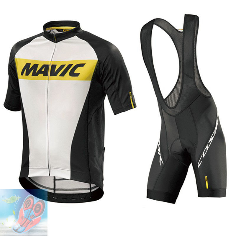 2018 New ! Pro 100% Polyester GEL Breathable Mavic Cycling jerseys Cycling Clothing/Quick-Dry Ropa Ciclismo Bike Jerseys Cycling cycling clothing rushed mtb mavic 2017 bike jerseys men for graffiti cycling polyester breathable bicycle new multicolor s 6xl