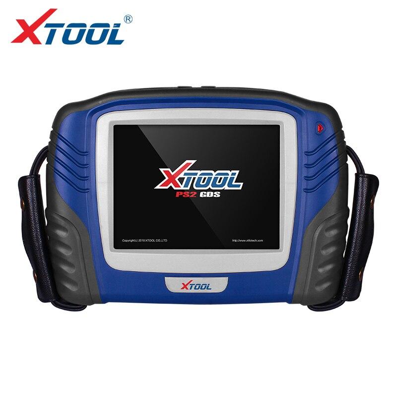 Xtool GDS Gasolina Versão PS2 ToolAuto de programação chave de Diagnóstico Do Carro Profissional/imobilizador sem caixa de Plástico
