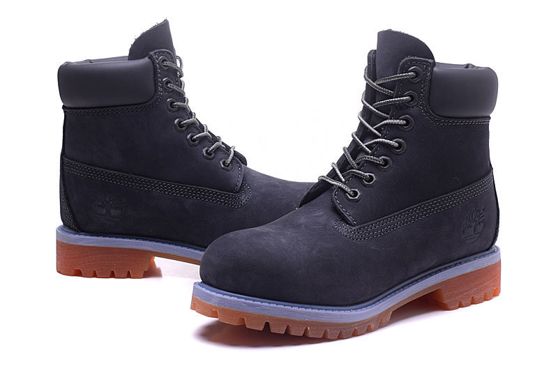 100% Original TIMBERLAND Men 6-Inch Premium Ankle Martin Boots For Man Genuine Cow Leather Durable Street Anti-Slip Shoes 10061 4