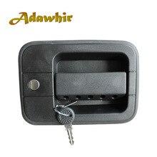 Door handle Outside  front right For IVECO EUROSTAR-EUROTECH  EUROCARGO 98404709, 98404713 стоимость