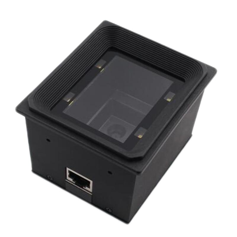 1D/2D Omni directional USB Bar code Scanner Pritsche RS232 Barcode Scanner Reader Qr Code Scanner für Supermarkt - 3