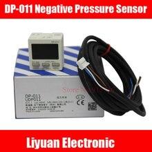 1 шт. цифровой вакуумный манометр DP-011 датчик отрицательного давления-100-+ 100 кПа