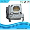 High quality 16119-ED000 Throttle Body Assy for Nissan Micra K12 Tiida C11 HR16DE