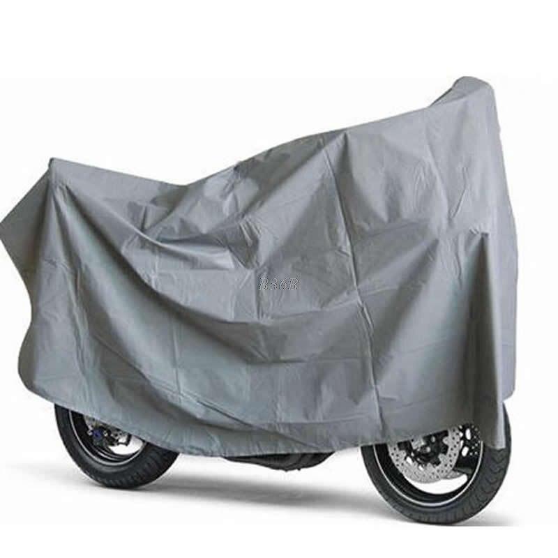 QILEJVS Waterproof Motor Bike Motorcycle Scooter Street BikeDust Protector Rain Cover MAY16