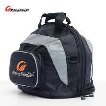 Riding Tribe Motorcycle Helmet Bag Motocross Equipment Tail Bag Large Capacity Travel Luggage Handbag Waterproof G-XZ-009