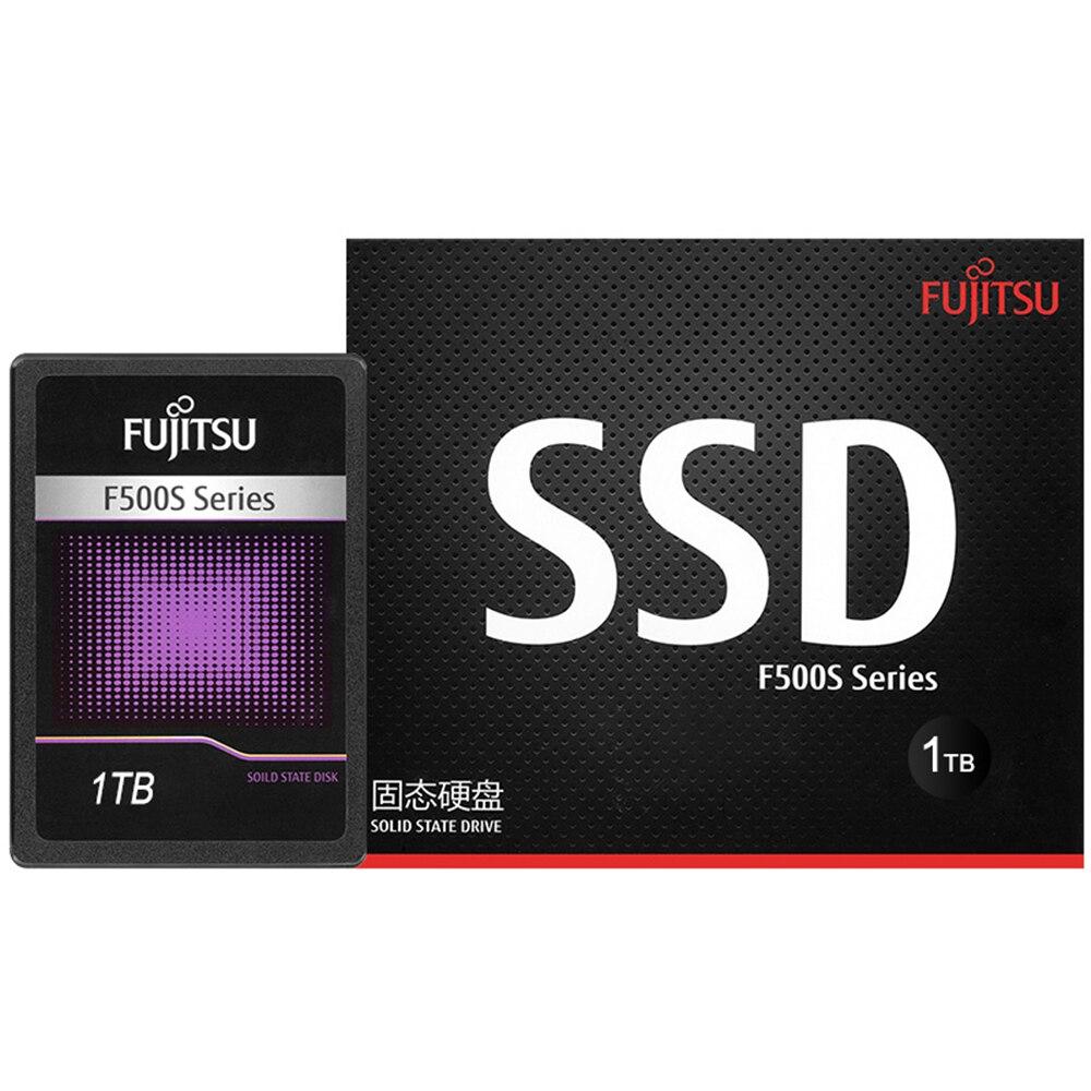 "FUJITSU 2.5"" ssd 1tb sata3 ssd 1024G 3D NAND Flash SMI/Phison/Realtek TLC ssd hard drive Solid State Drives for desktop laptop 25"