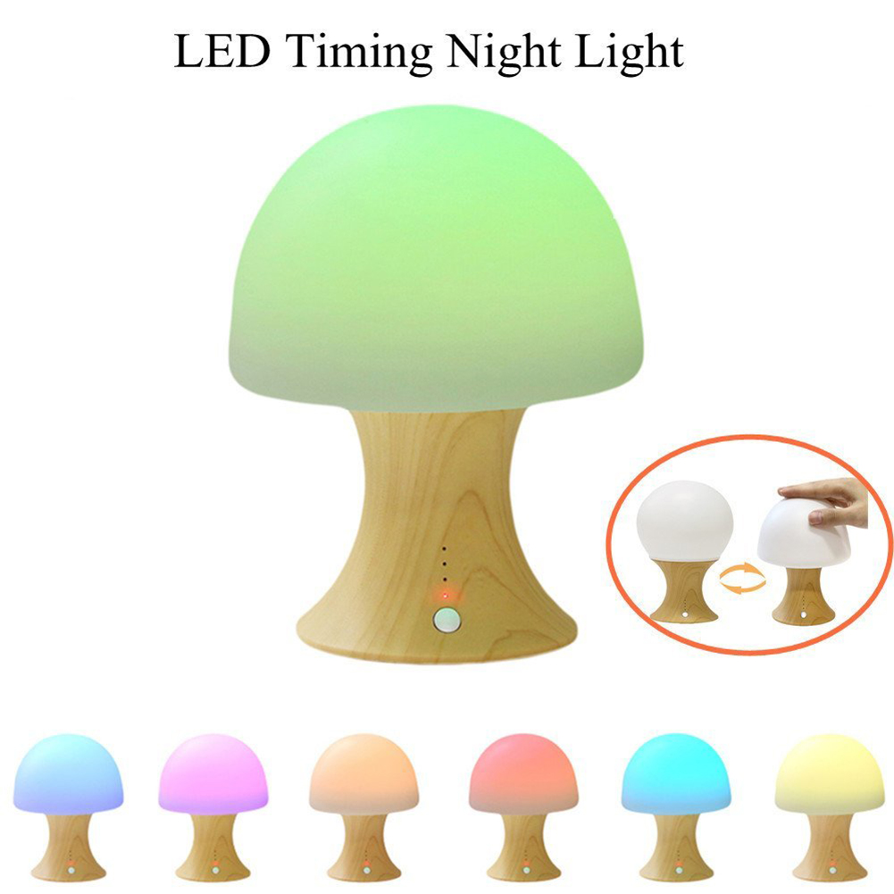 Beautiful Multicolor Led Baby Night Light Portable
