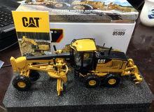 New Color Box DM Model 85189 Caterpillar Cat 14M Motor Grader 1 50 DieCast