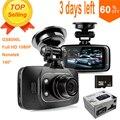 """100% Original GS8000L Novatek 2.7 """" 140 25fps HD 1080 P carro DVR veículo Camera Video Recorder Cam traço g-sensor DVR da visão nocturna"""
