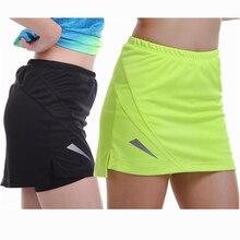 Skirt Badminton Short Table-Tennis-Skirts Skorts Women Yoga Fitness Ping-Pong Quick-Drying