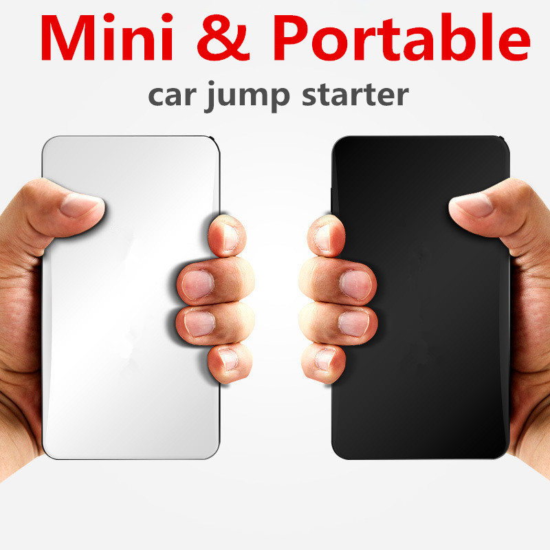 High Quality Emergency 14000mAh 12V Mini Car Jump Starter Power Bank For Gasoline Car Engine Under