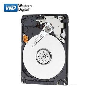 "Image 4 - WD Brand 500Gb 2.5"" HDD SATA Internal Hard Drive 500G HD Hard Drive 3 6GB/s 5400 7200RPM Blue hard disk for Laptop Free shipping"