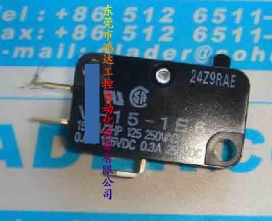 New Micro Switch V-15-1E6