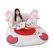 Giant Stuffed Animal Sheep Bed