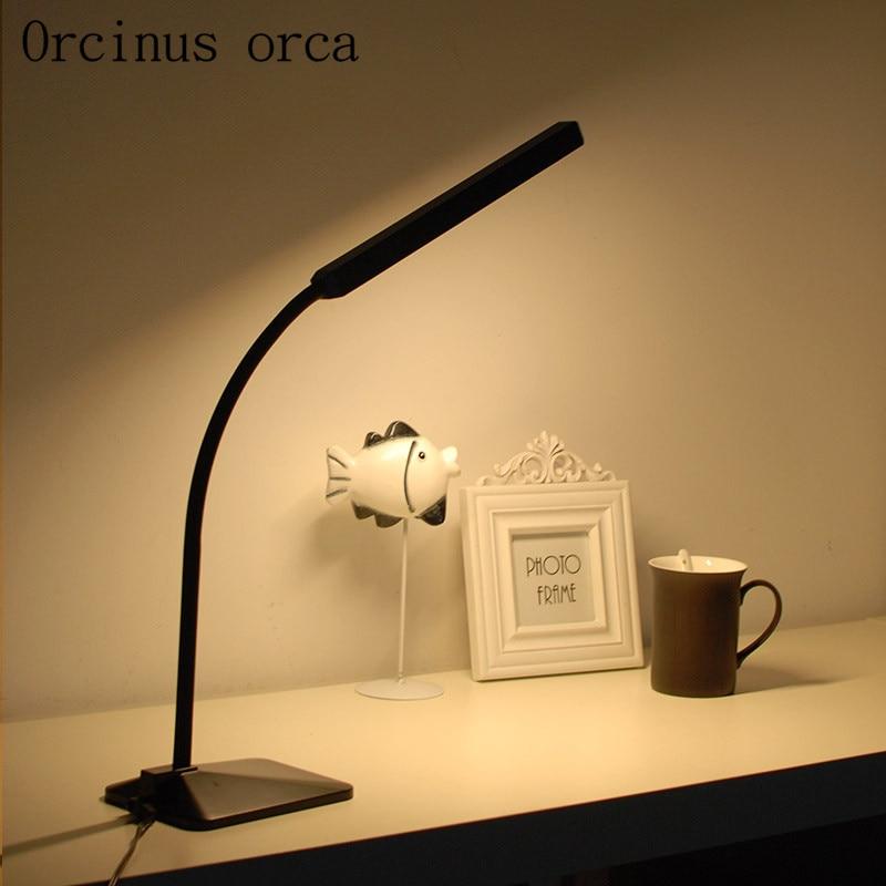 Exports to Japan led bedroom light adjustable desk lamp bedside lamp simple learning