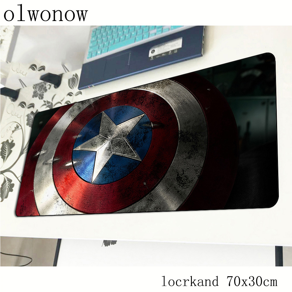 Avengers Mouse Pad Gamer HD Pattern 700x300x2mm Notbook Mouse Mat Gaming Mousepad Large Fashion Pad Mouse PC Desk Padmouse