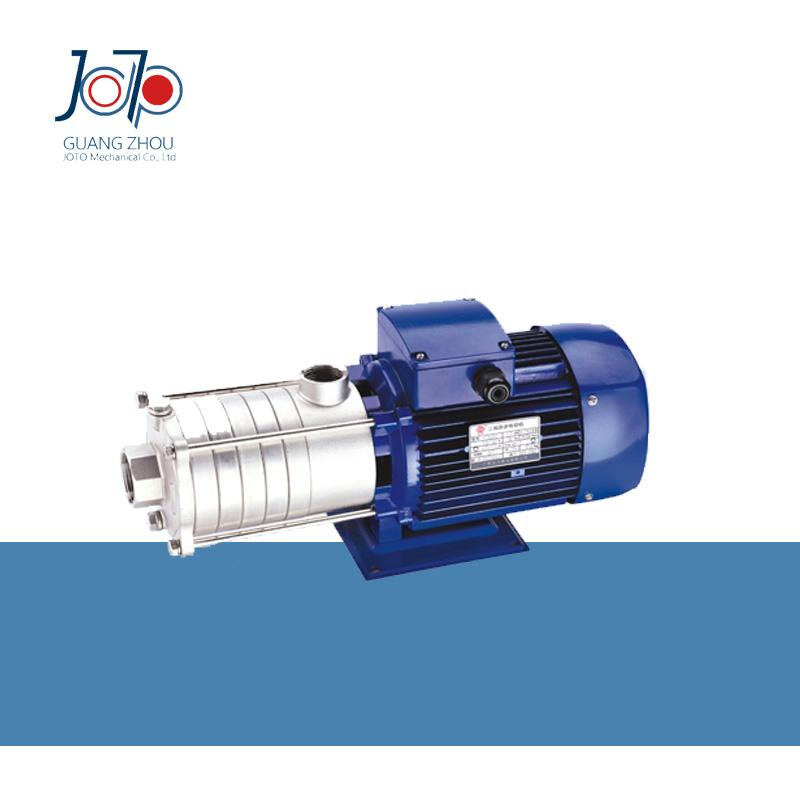 DW(S)1-60/045 380V Three Phase 50Hz Multistage Horizontal Stainless Steel Centrifugal Dish Washer Boiler Feeding Pump