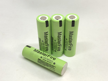 MasterFire 4PCS/LOT Original CGR18650CG 18650 3.7V 2250mAh Rechargeable Battery Lithium Batteries For Panasonic