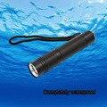Mini 1000LM LED Linternas Linternas 3 Modos Powrful Linterna Portátil Linterna de Luz 18650 Bajo El Agua