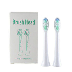 Image 4 - 10pcs מברשת שיניים חשמלית ראש החלפת Sarmocare S100 ו S200 קולי סוניק חשמלי מברשת שיניים מברשות שיניים ראש