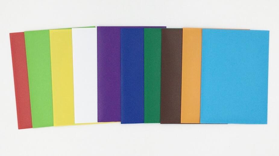 1000vnt. 66x91mmMatt lentos žaidimų kortelės Rankovės Kortelių apsauginės detalės, skirtos magiškoms TCG kortelių kortelėms