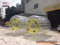 water fun hamster ball water roller zorb ball rental