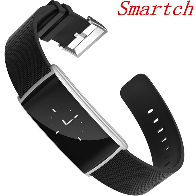 Smartch N108 Smart Wristband Heart Rate Monitor Blood Pressure IP67 Waterproof Smart Bracelet Bluetooth Watch PK