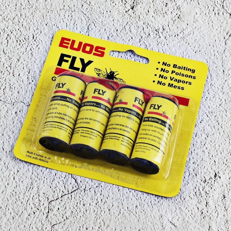 4 Teile/paket Klebrige Fallen Für Weiße Fliege Blatt Miner Andere Fliegende Insekten Bugs Super Klebrige Insekten Killers Haushalt Drop Verschiffen