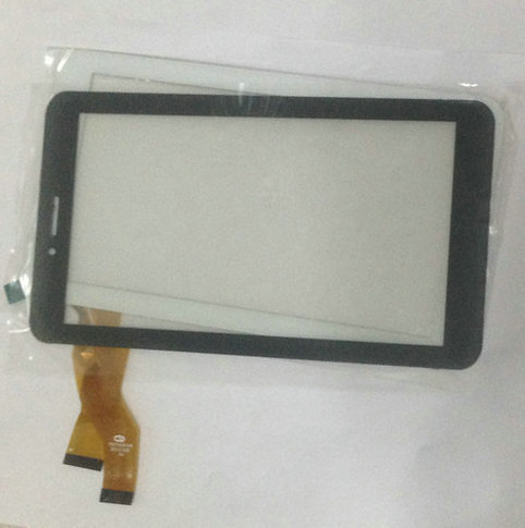 "Free Screen Film + Original 7"" iRbis TX18 TX69 TX34 3G Tablet Touch Screen Panel digitizer glass Sensor Free shipping"