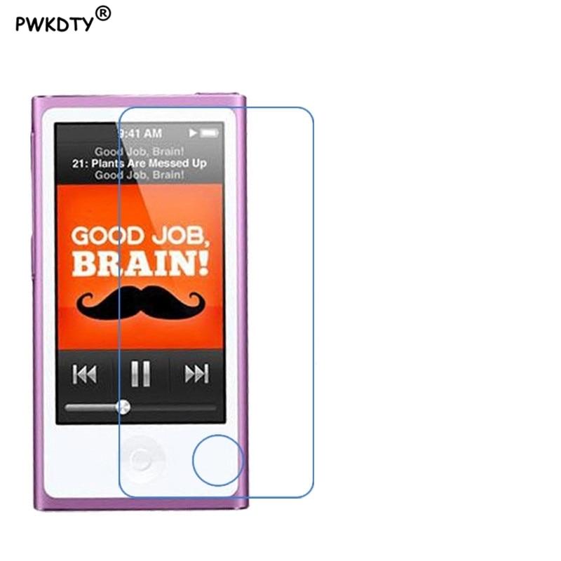 Explosion-Proof Nano Soft Glass For iPod nano 7 (MP3) Screen Protector Protective Film