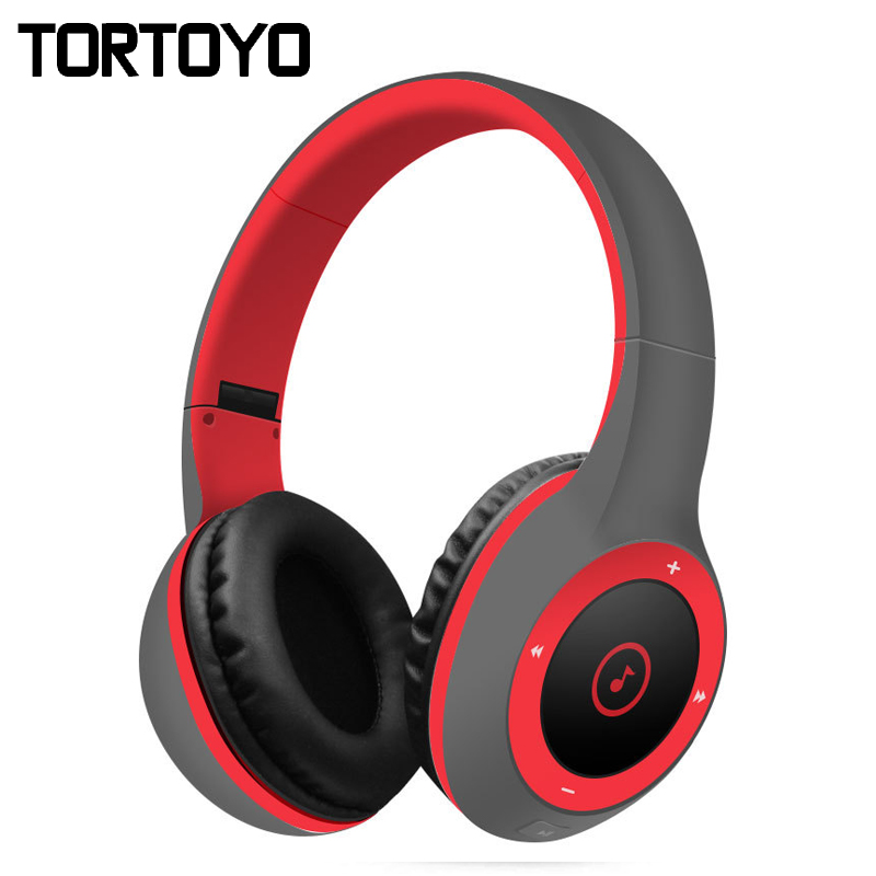 T8 Wireless Bluetooth Headphone Foldable Sport Stereo Earphone HIFI Headset Handsfree with Microphone Support TF Card Music Play hbs 760 bluetooth 4 0 headset headphone wireless stereo hifi handsfree neckband sweatproof sport earphone earbuds for call music