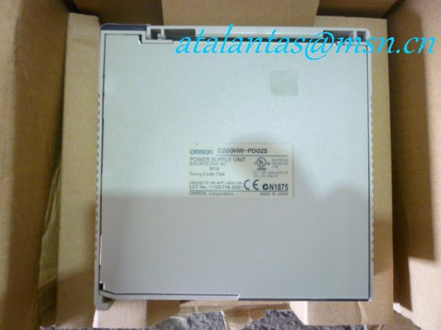 New&original PLC Module C200HW-PD025