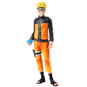 Image 2 - Figuras de acción de Naruto Shippuden Uzumaki, muñecos coleccionables de PVC de 28cm, Grandista Shinobi