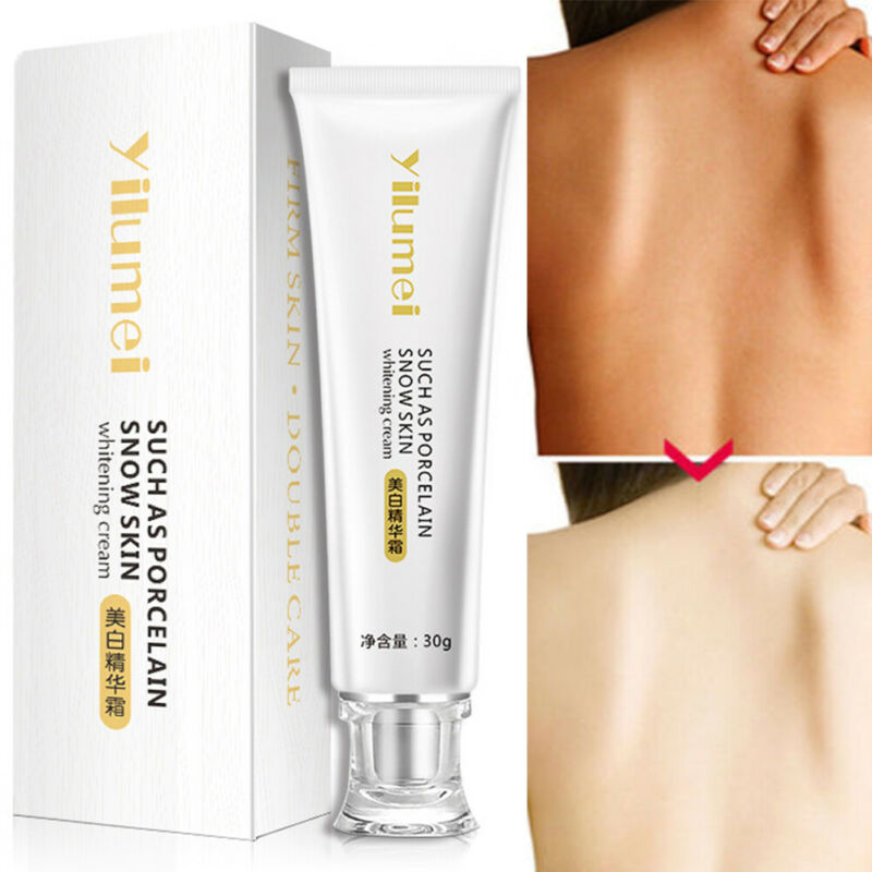 Body Whiten Cream Instant Skin Care Essence Lotion Concealer Moisture Unisex Bodys Treatment