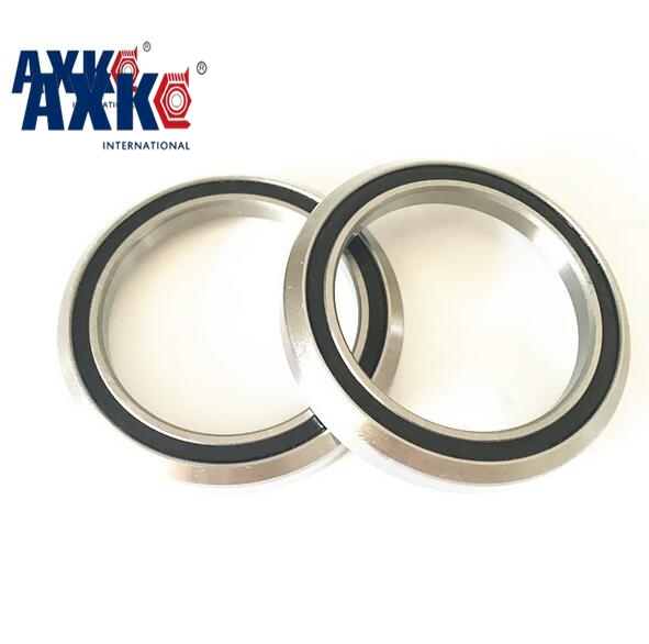 FREE SHIPPING 2pcs 30.15*39*6.5 mm 45degree/45degree ACB Angular Contact Bearing 1-1/8 Headset MH-P04 visa v04 p04 n